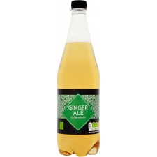 Sainsburys Dry Ginger Ale 1L Bottle