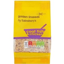 Sainsburys Golden Linseed 100g