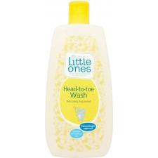 Sainsburys Little Ones Top to Toe Wash 500ml