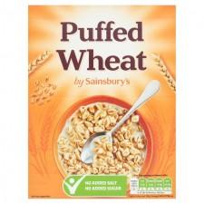 Sainsburys Puffed Wheat 160g
