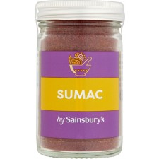Sainsburys Sumac 45g