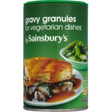 Sainsburys Vegetarian Gravy Granules 170g