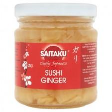 Saitaku Sushi Pickled Sushi Ginger 190g