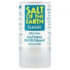 Salt of the Earth Classic Unscented Natural Deodorant 90g