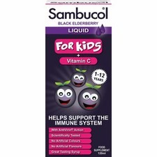 Sambucol for Kids Syrup 120ml