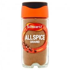 Schwartz Ground Allspice 37g Jar