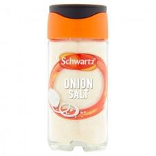 Schwartz Onion Salt 65g Jar