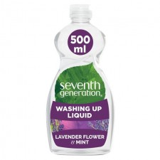 Seventh Generation Lavender Flower and Mint Washing Up Liquid 500ml