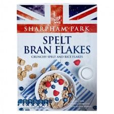 Sharpham Park Bran Flakes 375g
