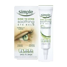 Simple Kind To Eyes Balm 15ml