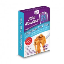 Slim Noodles with Vegetable Phad Thai Curry Meal 250g