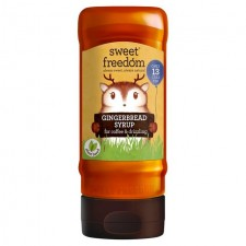 Sweet Freedom Gingerbread Coffee Syrup 350ml