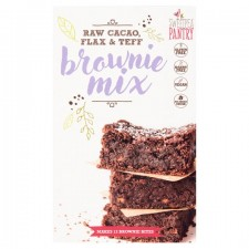 Sweetpea Pantry Brownie Mix with Flax and Teff 200g