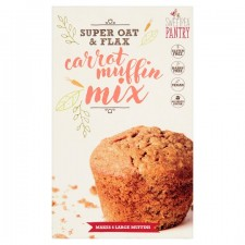 Sweetpea Pantry Carrot Muffin Mix Gluten Free 220g