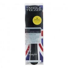 Tangle Teezer The Wet Detangler Hairbrush Liquorice Black