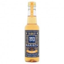 Tate and Lyle Barista Collection Caramel Coffee Syrup 250ml