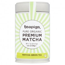 Teapigs Matcha Green Tea Powder 80g