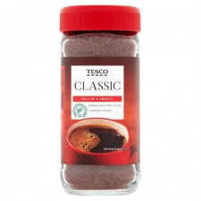 Tesco Classic Coffee 100g