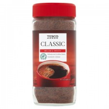 Tesco Classic Coffee 200g
