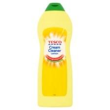 Tesco Cream Cleaner Citrus 500ml