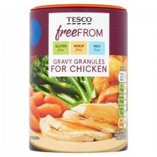 Tesco Free From Chicken Gravy Granules 170g