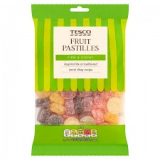 Tesco Fruit Pastilles 250g