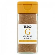 Tesco Garam Masala Spice Blend 38G