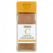Tesco Ground Cinnamon 40g