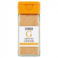Tesco Ground Ginger 38g.