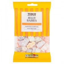 Tesco Jelly Babies 250g