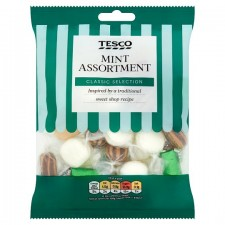 Tesco Mint Assortment 200g