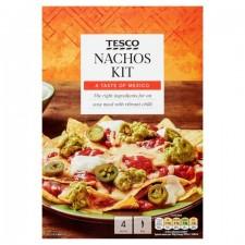 Tesco Nachos Kit 500g