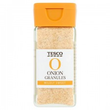 Tesco Onion Granules 52G