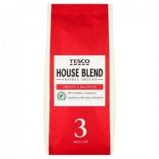 Tesco Original Blend Roast and Ground Coffee 227g