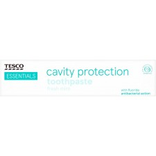 Tesco Original Freshmint Toothpaste 100ml