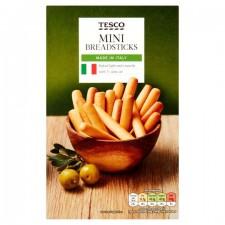 Tesco Original Mini Breadsticks 100g