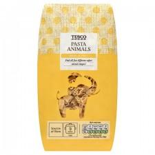 Tesco Pasta Animals 500g