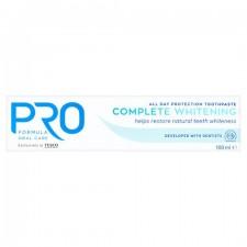 Tesco Pro Formula Complete Whitening Toothpaste 100ml