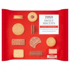 Tesco Biscuits Delivered Straight To Your Door Buy Online