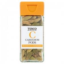 Tesco Whole Cardamom 30G