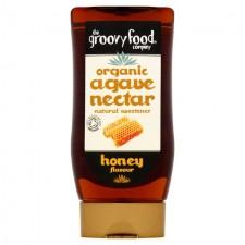 The Groovy Food Honey Agave Nectar Organic 250ml