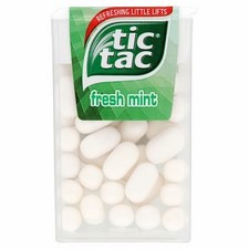Tic Tac Fresh Mint 24x18g