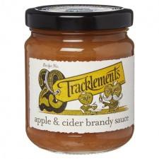 Tracklements Apple and Cider Brandy Sauce 210g
