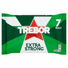 Trebor Extra Strong Mints 7 Pack