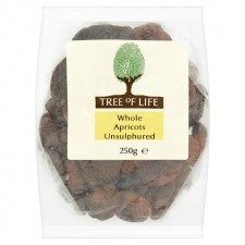 Tree of Life Apricots Unsulphured 250g