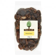 Tree of Life Pitted Dates 500g