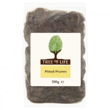 Tree of Life Pitted Prunes 500g