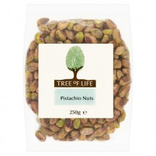 Tree of Life Raw Pistachio Nuts 250g