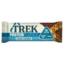 Trek Protein Cocoa Coconut Flapjack 50g