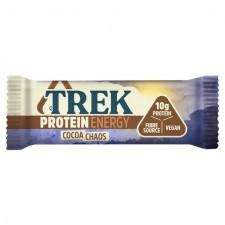 Trek Protein Energy Cocoa Chaos Bar 55g